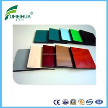 Melamina compact decorative laminate furniture sheet board