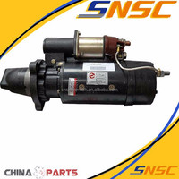 Shangchai machinery engine spare parts 4N3181 starter starting motor
