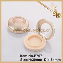 2015 fashion style gold powder compact