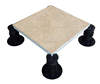 Temporary Floors with outdoor pedestal Water Features for Saltwater Resistant place