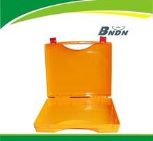 waterproof plastic rescue tool case,pp material plastic tool case