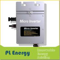 high quality mppt 260w waterproof micro solar grid tied inverter