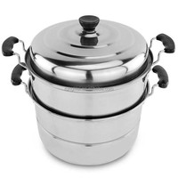 2/3 layers professional stainless steel food idli steamer optima steamer