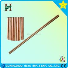 italian screw natrual varnished wooden mop handle /broom sticker /painting wood pole