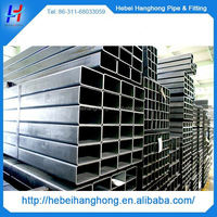 China Trade Assurance Manufacturer thin wall galvanized steel 6 inch pipe