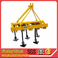 Farm high quality spring cultivator mini tractor cultivator plow for sale
