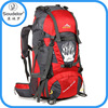 High quality travel bag sport backpack waterproof outdoor climbing mountaineering hiking camping backpack women&men