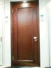 Eco inner unique melamine wooden door