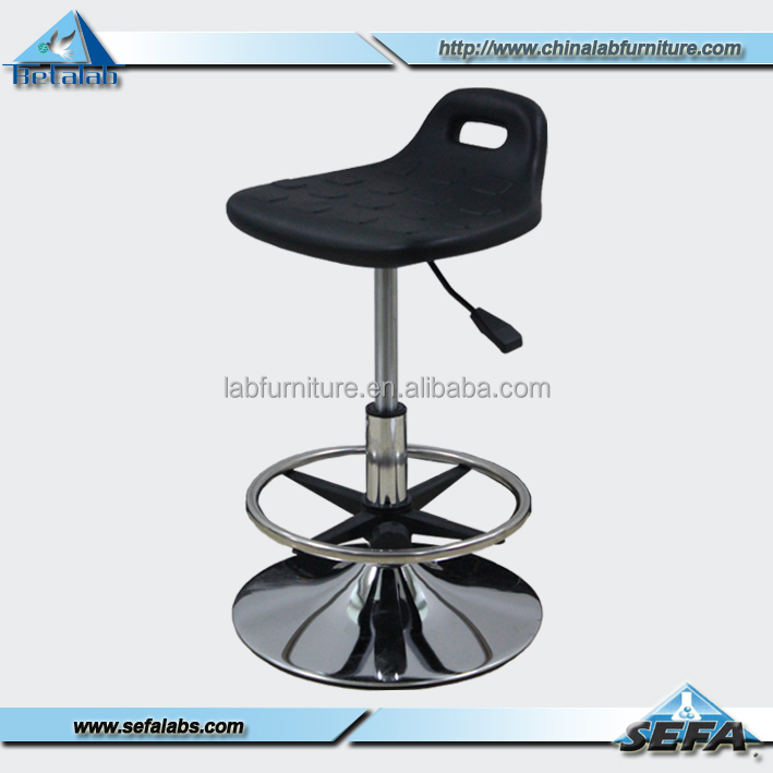 adjustable stool on wheels 2