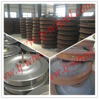 HXD1C high power AC transmission electric locomotive wheels