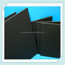Green 2015 hot sale pvc rigid foam sheet black