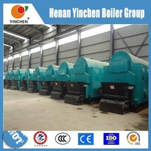 100% Surprise price industrial usage dzl series horizontal wood fired hot air duct dryer boiler