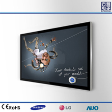 42'' lcd advertising display,TV Screen panel LED back light full HD 1080P
