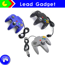 for N64 gamepad /controller price wholesale for nintendo 64 games for N64 gamepad