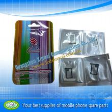 China wholesale dual sim card unlock adaptor for iPhone 5/5s/5c