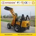Hysoon caliente venta propósito Mult granja tractor de ruedas