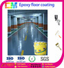 Environmental Friendly Epoxy Resin Floor Coatings-Scratching Resistance epoxy coating for concrete -