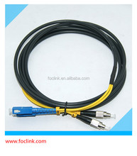 Fiber Optics Equipment/FC-SC Duplex waterproof siecor fiber optic cable