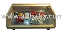 cooling serving plate for hotels, restaurants, buffets, caterer