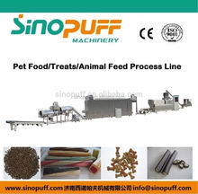 Hot Selling Wet Process Fish Feed Processing Line/High Pet Treats Production Machines