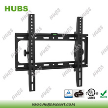 up and down 10 Degree Tilting Classic Heavy-duty economical slim TV Mount Support with load capacity 75kgs