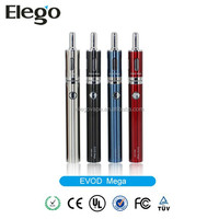Hottest And Newest Arrival 1900 Mah Evod VV Battery Kanger Evod Mega Kit