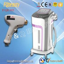 FQ beauty hot sale 600W laser diode back hair removal system- Model FQL02