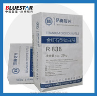 ISO Plant Titanium Dioxide Tio2 Anatase /Rutile