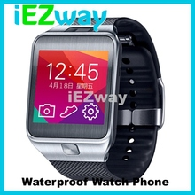 2015 iEZway G2 wholesale new products alibaba express high quality 1.54 inch smart bluetooth waterproof watch phone