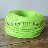 Colorful electrical wire H03VV-F