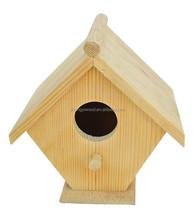 FSC,ISO9001 and SA8000 Make decorative wooden bird cage