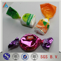 PET Metallized Film for Candy Packaging