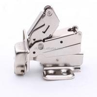 Half overlay soft close big adjustable angle corner hinge