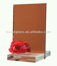 2-10mm Orange mirror tinted mirror deco mirror