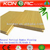 A Grade natural vertical bamboo flooring,100% nature solid, factory is near to shanghai