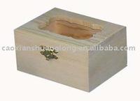 small&cheap wooden box