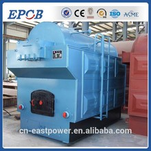 china coal fired fixed grate heating water boiler