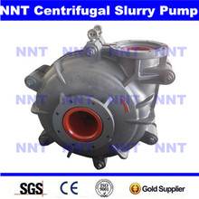 6 inches discharge outlet horizontal slurry pump 8/6E-AH