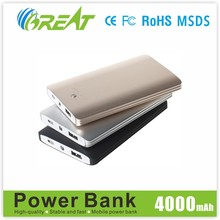 portable emergency Mobile accessories Innovations design for samsung galaxy note3 power bank