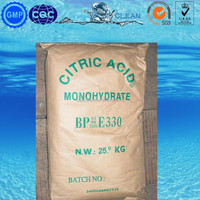 reliable Chinese citric acid exporter manufactur supplier