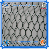 1/2 Inch PVC Coated Galvanized Hexagonal Wire Mesh Netting/Professional Manufacturer Anping Hexagonal Mesh