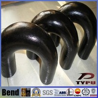 Pipe Fitting Elbow Carbon Steel Elbow Bend Pipe
