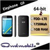 Original Elephone G9 4.5 inch 64bit 4G LTE Android 5.1 MTK6735M Quad Core 1GB RAM 8GB ROM 8.0MP Smartphone