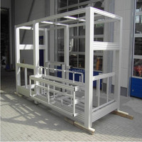 Competitive Price aluminum profile construction systems for flexible machine automation