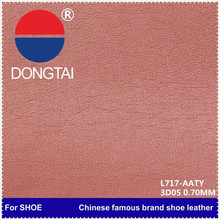 2015 wholesale Artificial finished leather buyer Factory direct sale