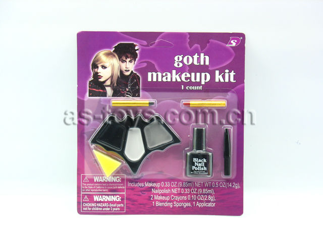 Ghost 4 Colors Makeup Kit Toy