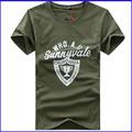 De haute qualité de vêtements pour hommes personnalisé t- shirts, sans minimum t- shirt. taille s m l xl xxl xxxl