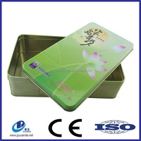 Safety material corned beef tin cans