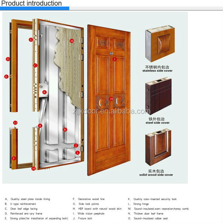 door skin waterproof exterior door buy waterproof exterior door