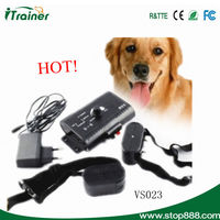 portable dog fence with electronic dog system for many dogs